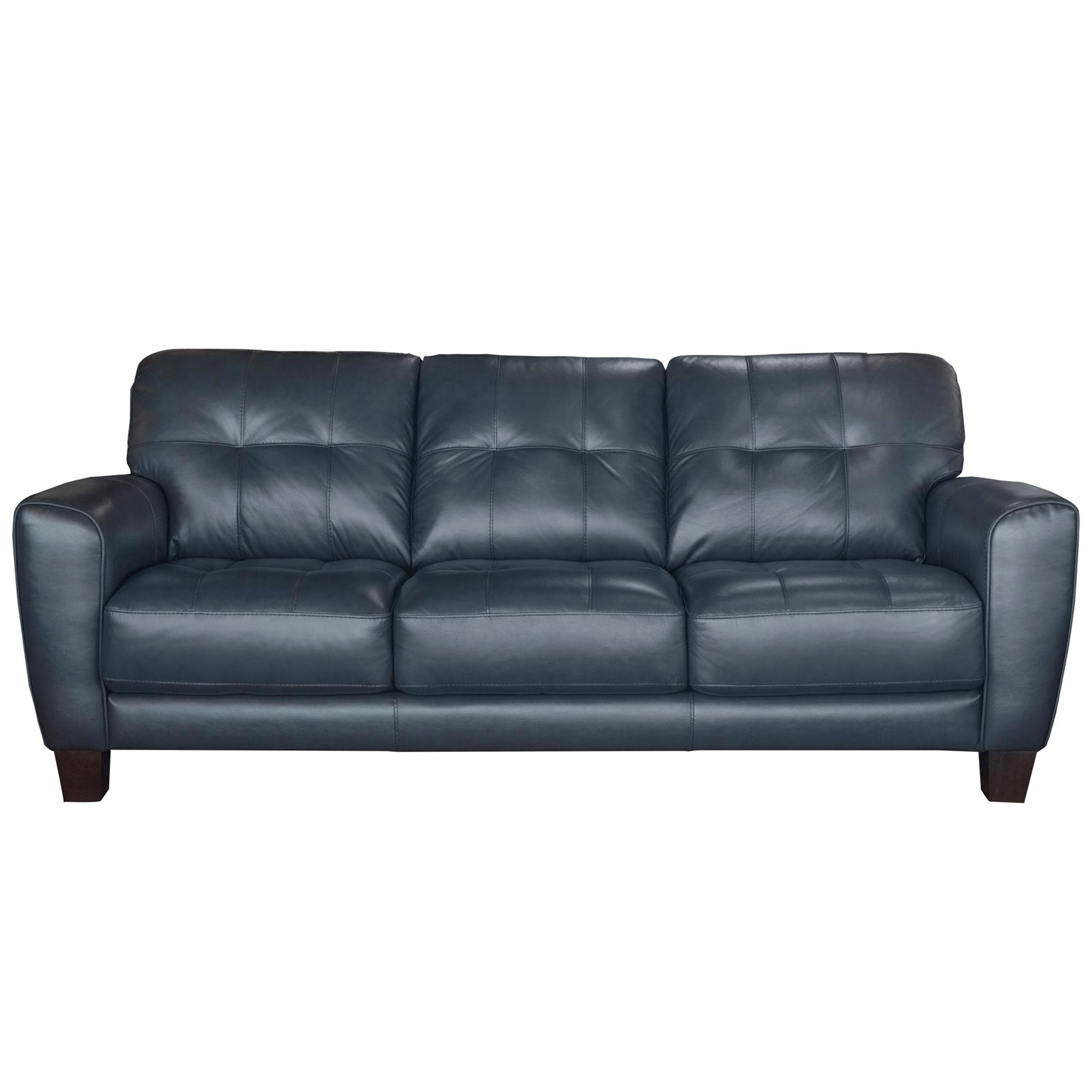 Leather – Sofas – Living Room – Bernie & Phyl's Furniture Throughout Leather Sofas (Image 12 of 21)