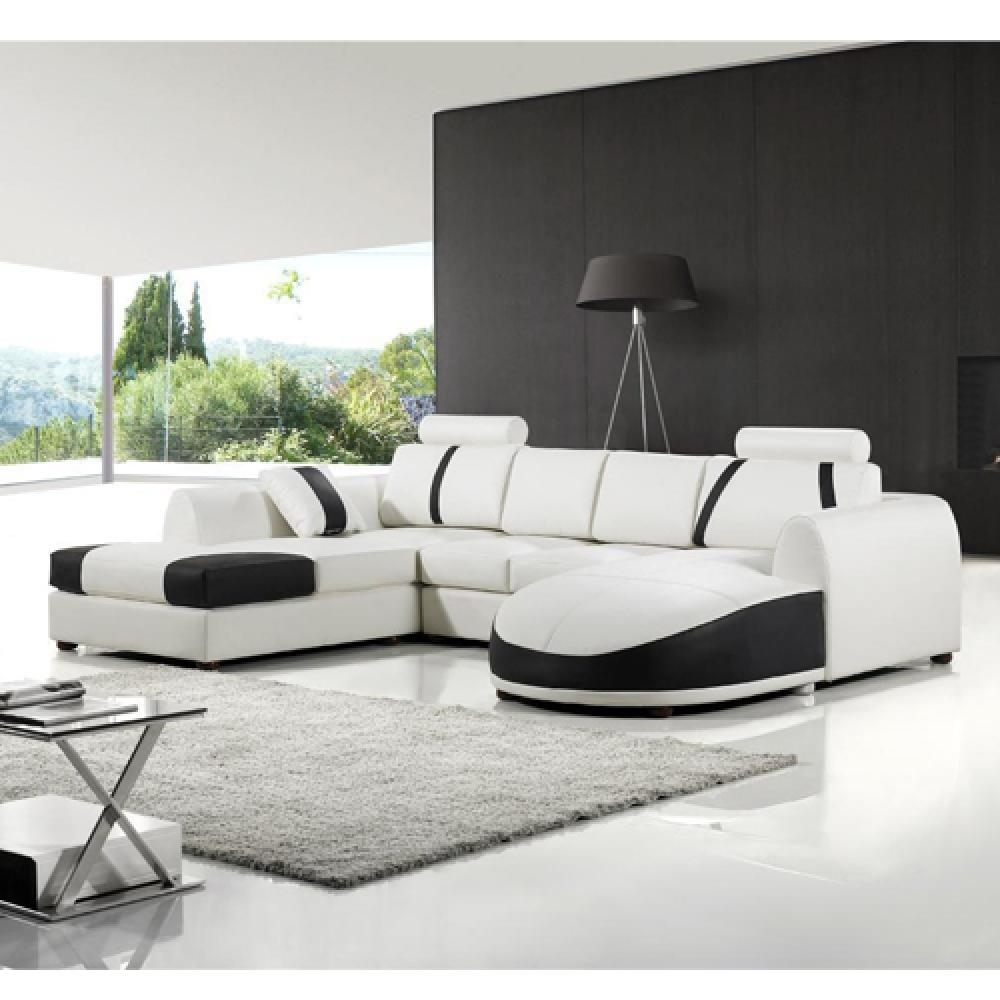 Leather White Corner Sofa Bed With Storage — Modern Storage Twin Intended For Leather Storage Sofas (View 5 of 21)