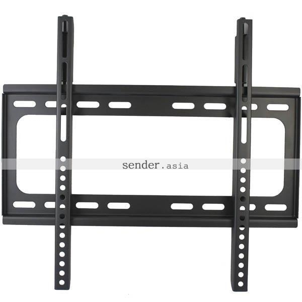 Led Lcd Plasma Tv Flat Screen Tv Wall Mount Bracket Holder Inside Best And Newest Plasma Tv Holders (Image 13 of 20)