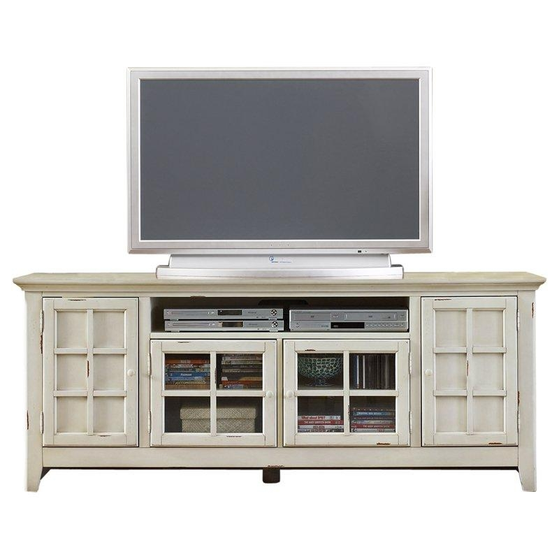 Liberty Furniture New Generation Transitional Tv Stand In Vintage Intended For Newest White Tv Stands (View 14 of 20)