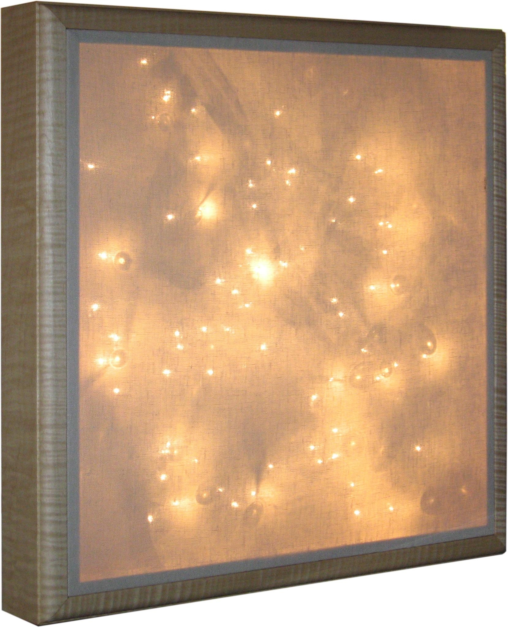 Light Squared–Illuminated Wall Art Inside Wall Light Box Art (Image 6 of 20)