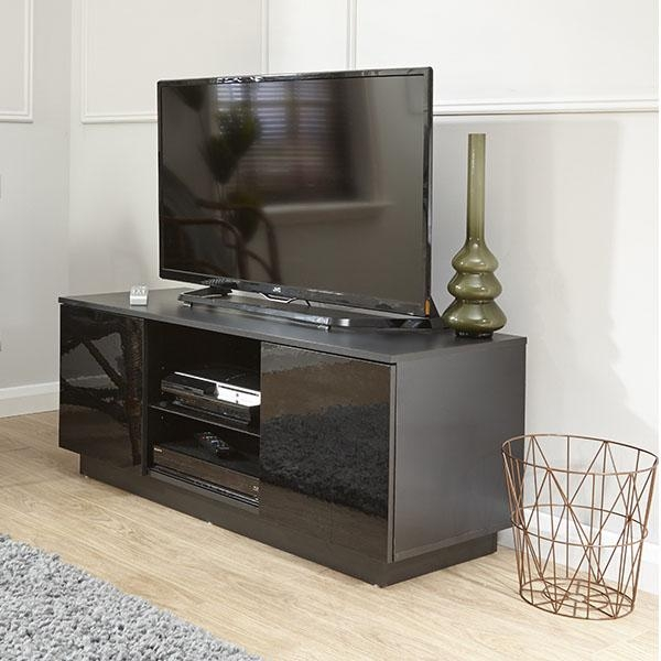 Lima High Gloss Tv Unit – Next Day Delivery Lima High Gloss Tv Intended For Recent High Gloss Tv Bench (Image 8 of 20)