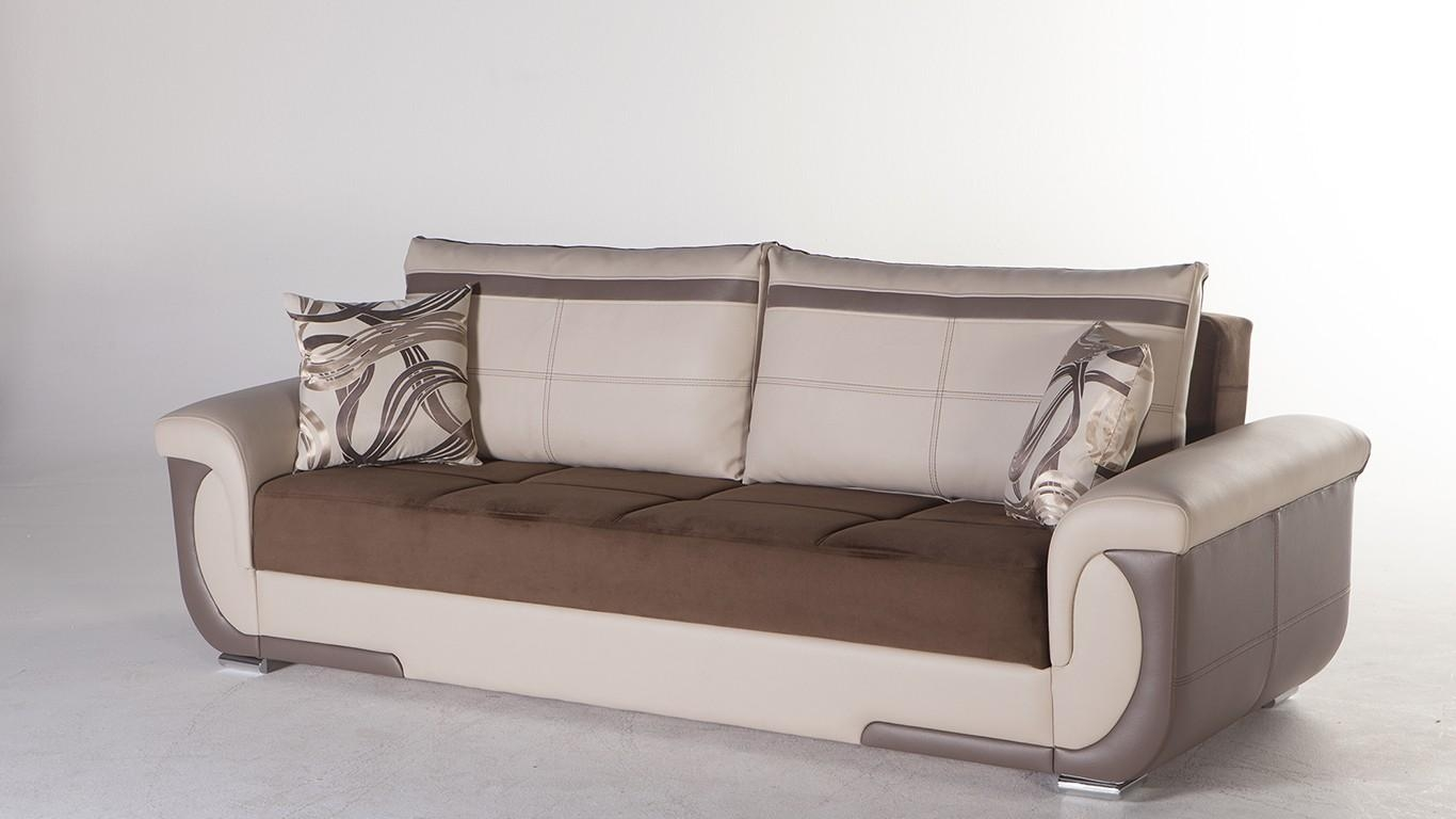 Lima S Sofa Bed With Storage Throughout Sofa Beds With Storages (View 8 of 20)