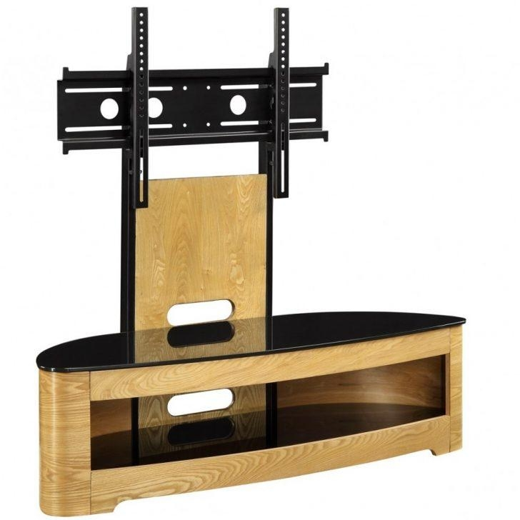 Living ~ Jual Jf209 Cantilever Tv Stand White Stand Best Images For Current Cantilever Tv Stands (Image 9 of 20)
