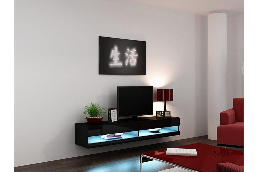 Living ~ Latest Design Modern Corner Tv Cabinet Led Wall Mount Tv With Regard To Most Current Modern Corner Tv Units (Image 16 of 20)