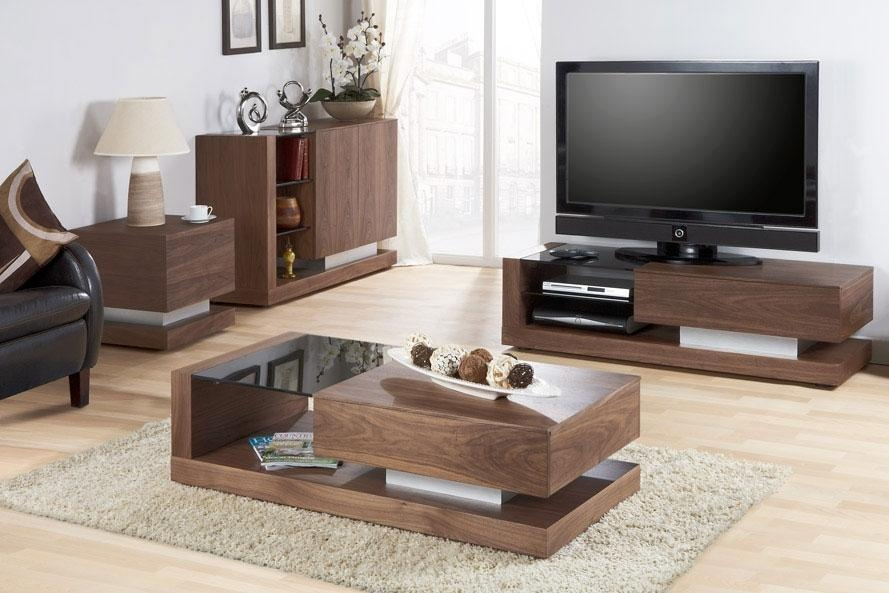 Living Room: Awesome Matching Coffee Table And Tv Stand Tv Table Inside Latest Tv Cabinet And Coffee Table Sets (Image 11 of 20)