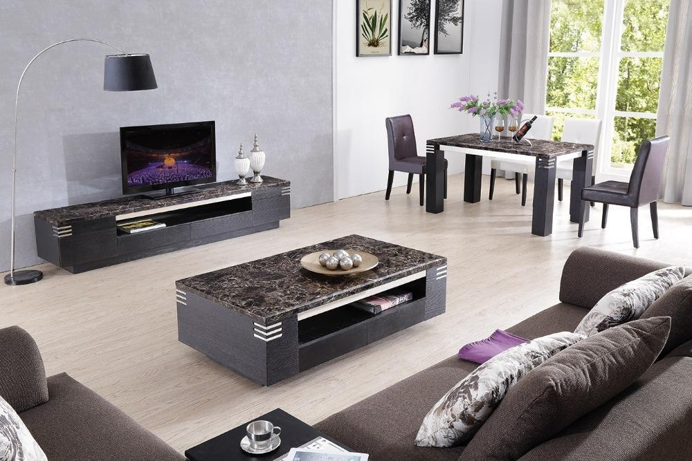 Living Room: Awesome Matching Coffee Table And Tv Stand Tv Table Regarding 2018 Coffee Table And Tv Unit Sets (View 14 of 20)