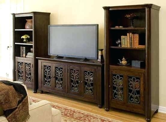 Living Room Bookcase Desk Computer And Tv Stand Combo Pertaining To 2017 Tv Stand And Computer Desk Combo (Image 9 of 20)