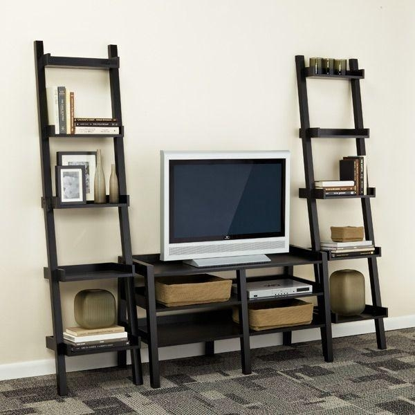 Living Room Bookcases Ideas Tv Stands Furniture Overstock Bookcase Pertaining To Current Tv Stands Bookshelf Combo (Image 12 of 20)
