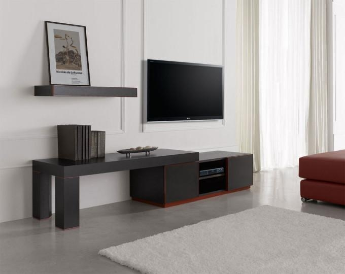 Living Room : Contemporary Tv Stand Design Ideas For Living Room In Most Current Modern Wall Mount Tv Stands (Image 6 of 20)