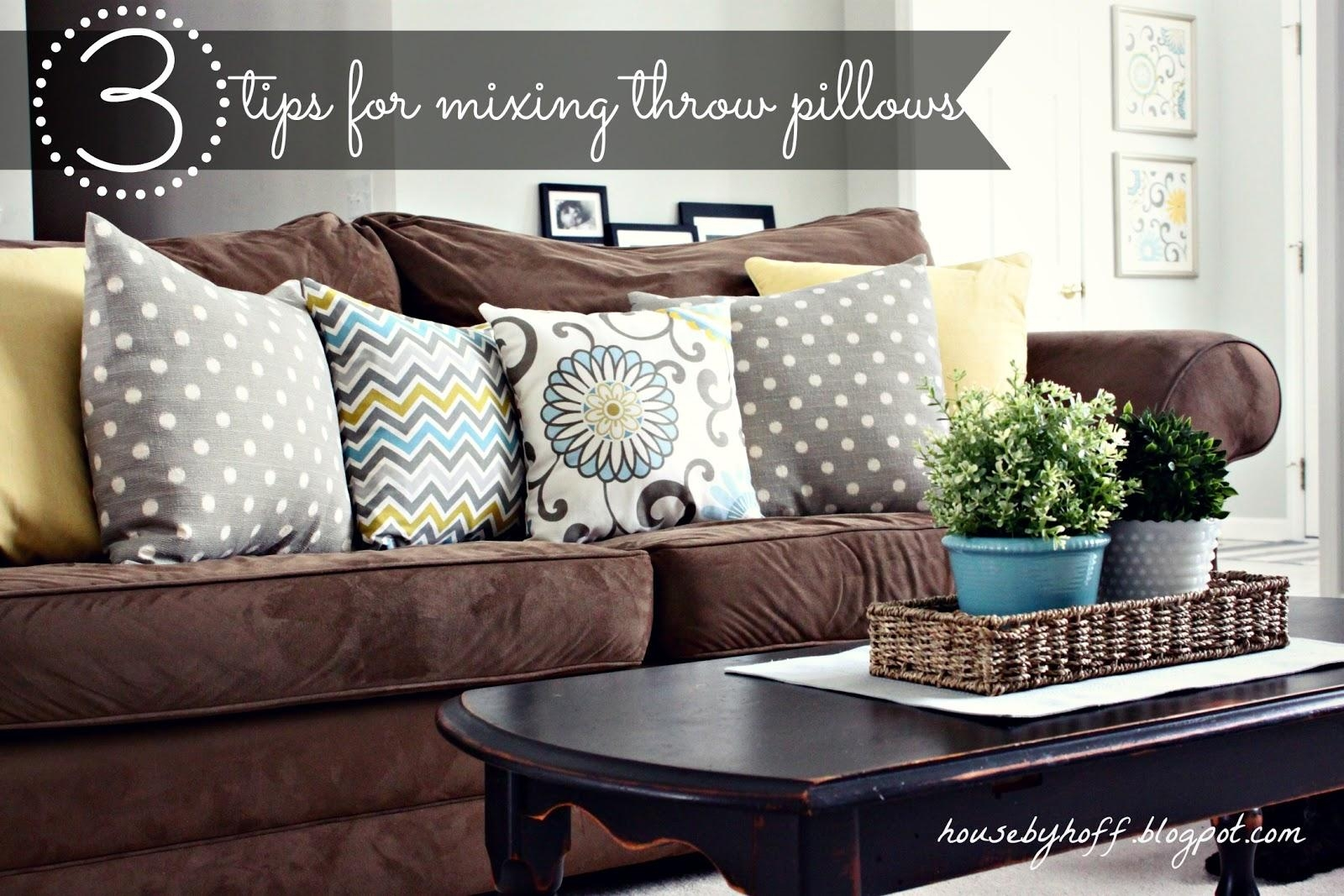 Living Room : Fancy Couch Throw Pillows On Modern Sofa Ideas With Within Cheap Throws For Sofas (Image 10 of 21)