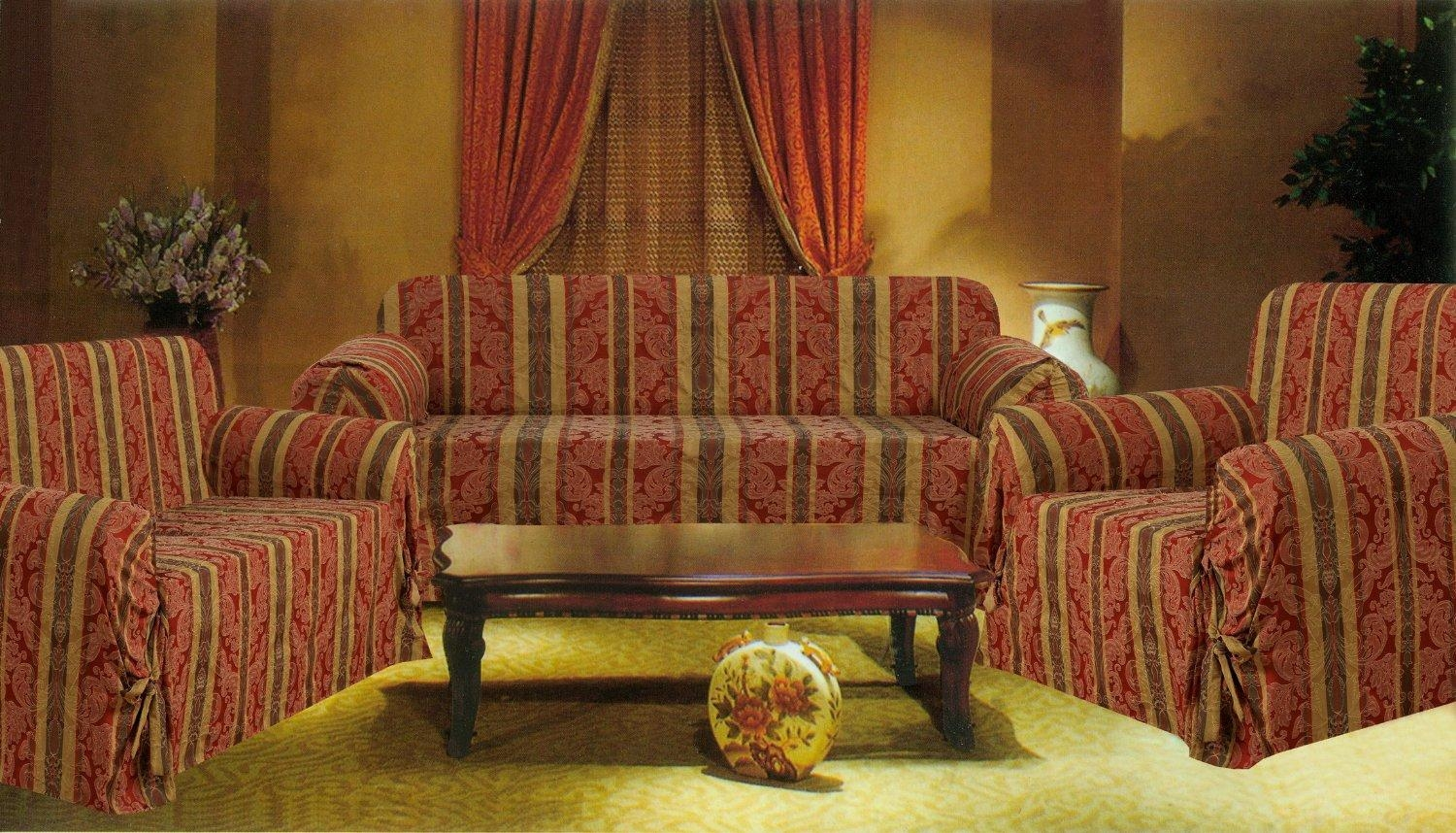 25 Photos Sofa Loveseat Slipcovers Sofa Ideas