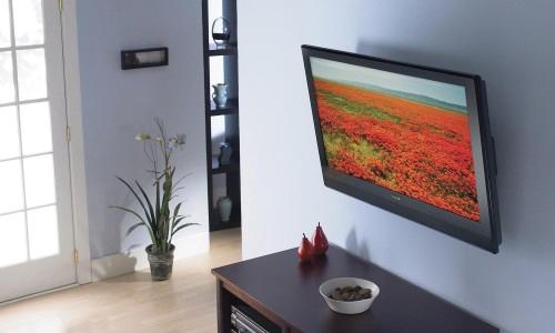 Featured Photo of Tilted Wall Mount For Tv