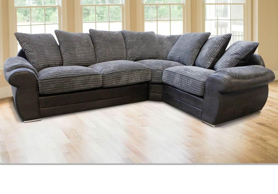 Lux Corner Sofa Throughout Sofa Corner Units (View 13 of 24)