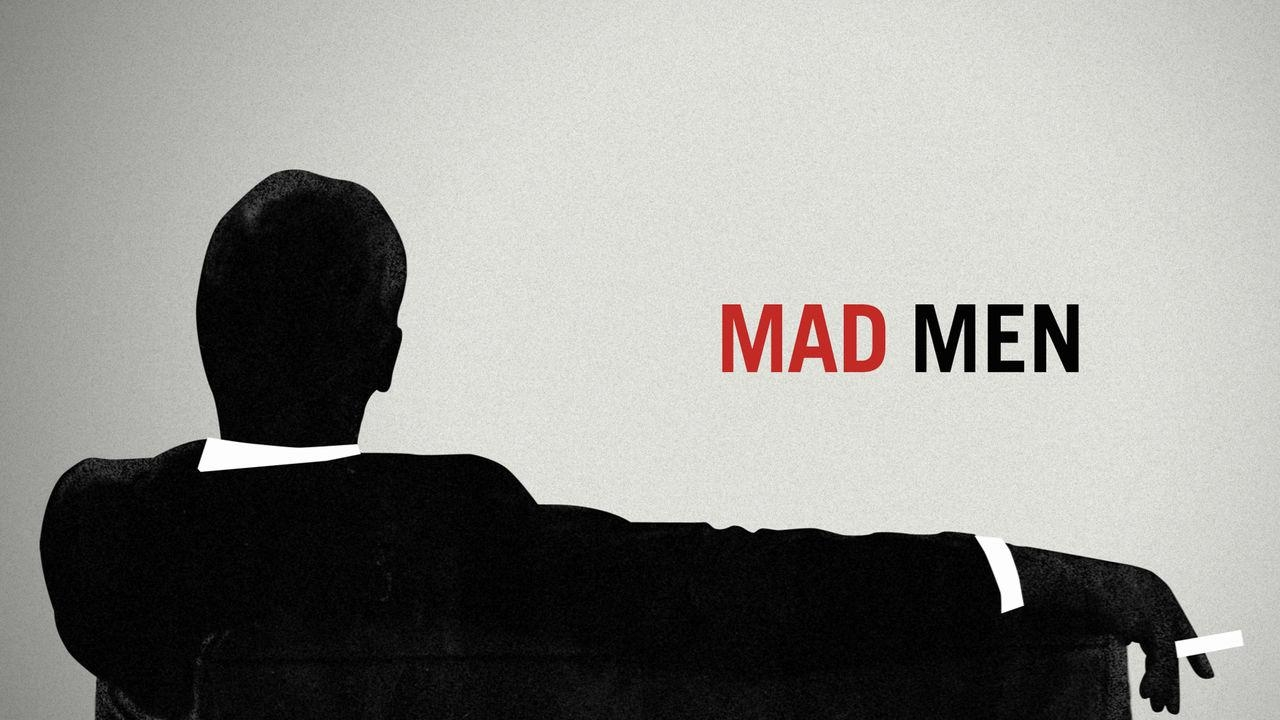 Mad Men (2007) — Art Of The Title In Mad Men Wall Art (Image 8 of 20)