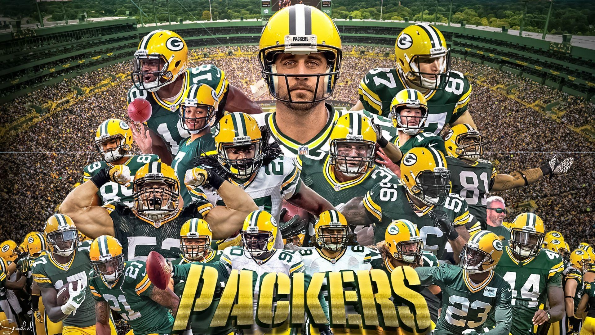 Made A Movie Poster Like/shrine/epic Packers Wallpaper For My For Green Bay Packers Wall Art (Image 15 of 20)