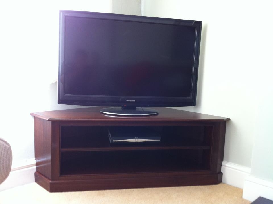 Made To Measure, Handmade Cabinets Pertaining To Most Recent Mahogany Corner Tv Cabinets (Image 13 of 20)