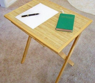 Make Some Nice Tv Trays: 16 Steps (With Pictures) For Latest Folding Wooden Tv Tray Tables (Image 12 of 20)