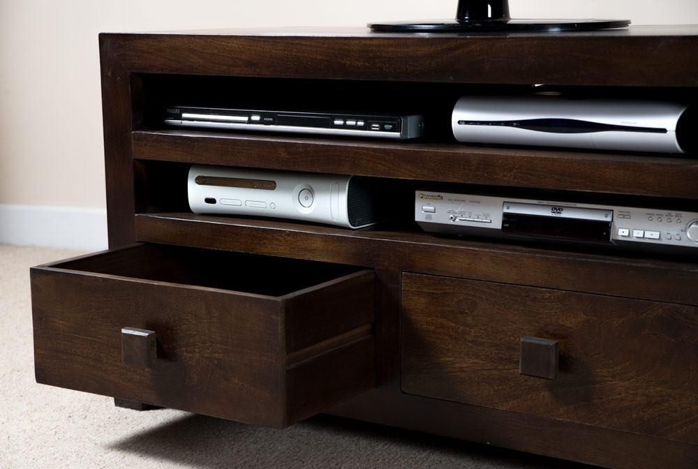 Mango Wood Tv Stand: The Natural Appeal — Bitdigest Design With Regard To Most Current Mango Tv Stands (View 12 of 20)
