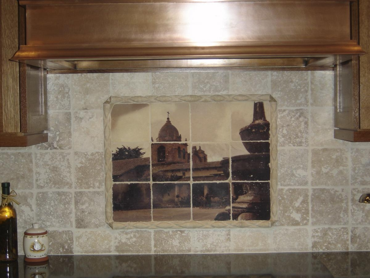 Marble Tile Murals | Pacifica Tile Art Studio With Regard To Italian Marble Wall Art (View 13 of 20)