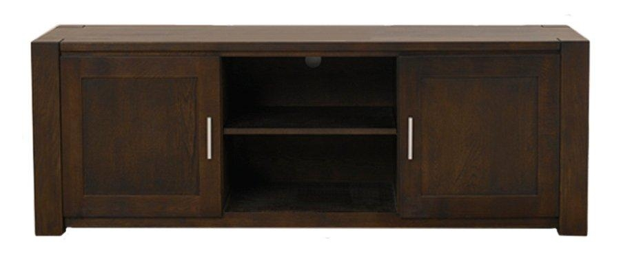 Mark Harris Verona Dark Oak Tv Stand Tv Stands Throughout Current Dark Wood Tv Stands (View 9 of 20)