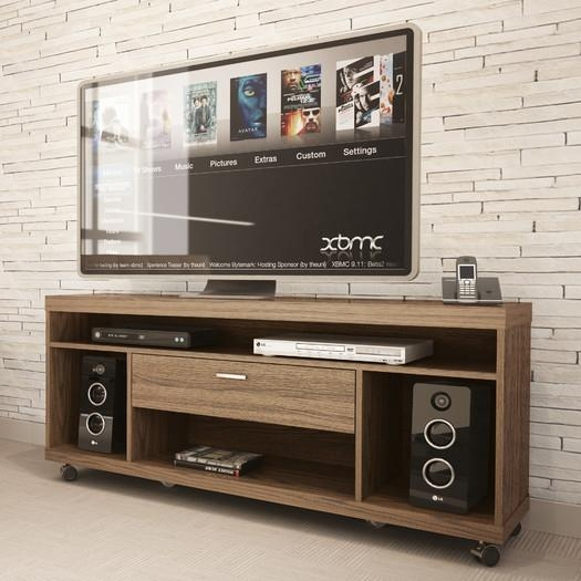 Marvelous Mobile Modular Tv Stand With Storage Offer Long Shelf Regarding 2017 Single Tv Stands (Image 8 of 20)