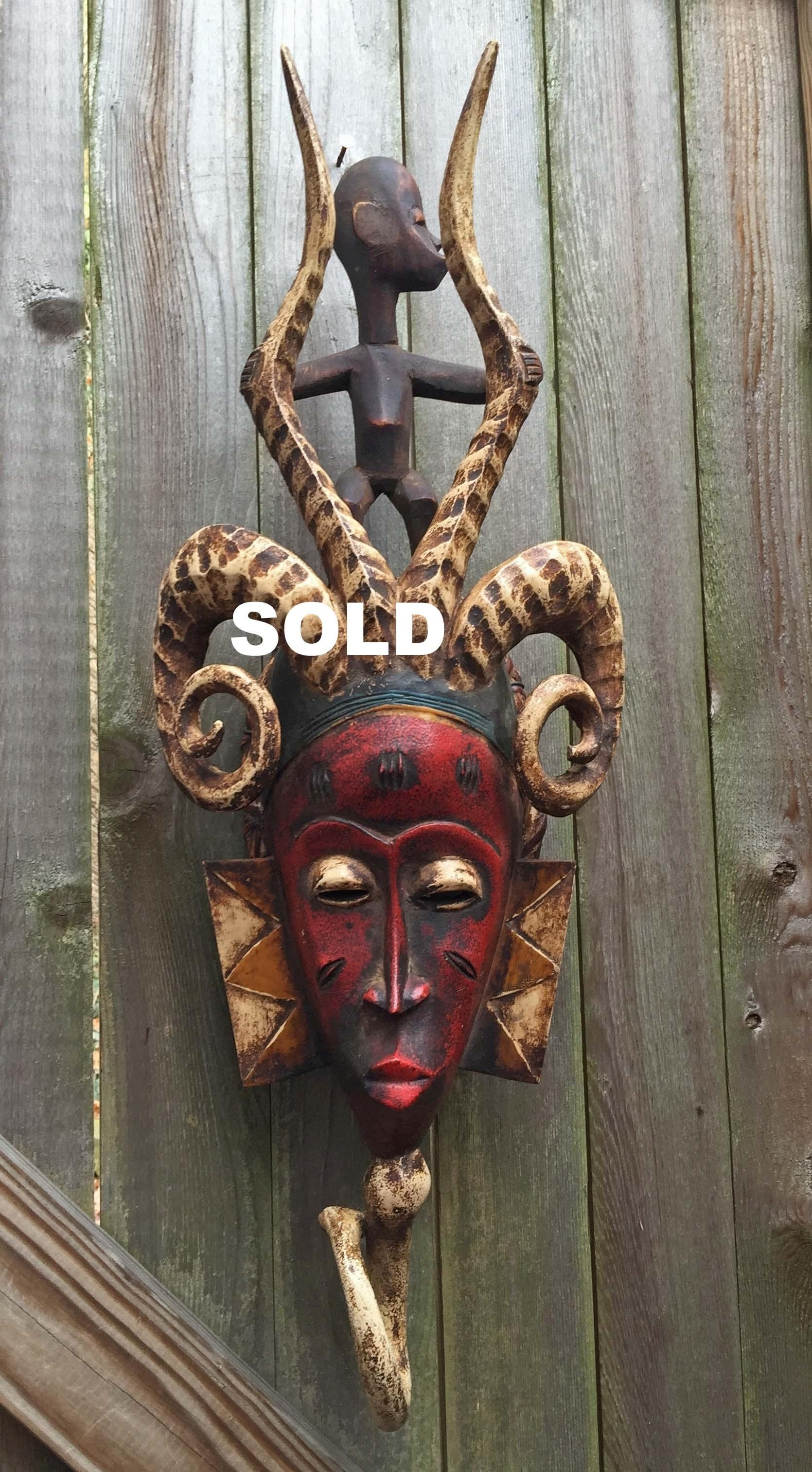Mask,statue,tribal,art,africa,bali,java,indonesia,nepal, In Wooden Tribal Mask Wall Art (Image 13 of 20)
