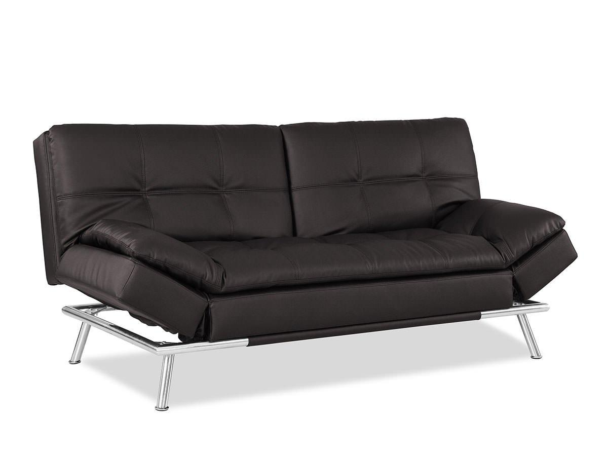 Matrix Convertible Sofa Bed Javalifestyle Solutions Pertaining To Cushion Sofa Beds (Image 12 of 23)