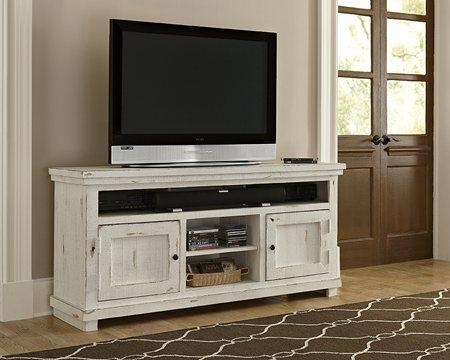 Media Chests | My Rooms Furniture Gallery Pertaining To Newest White Rustic  Tv Stands (Image