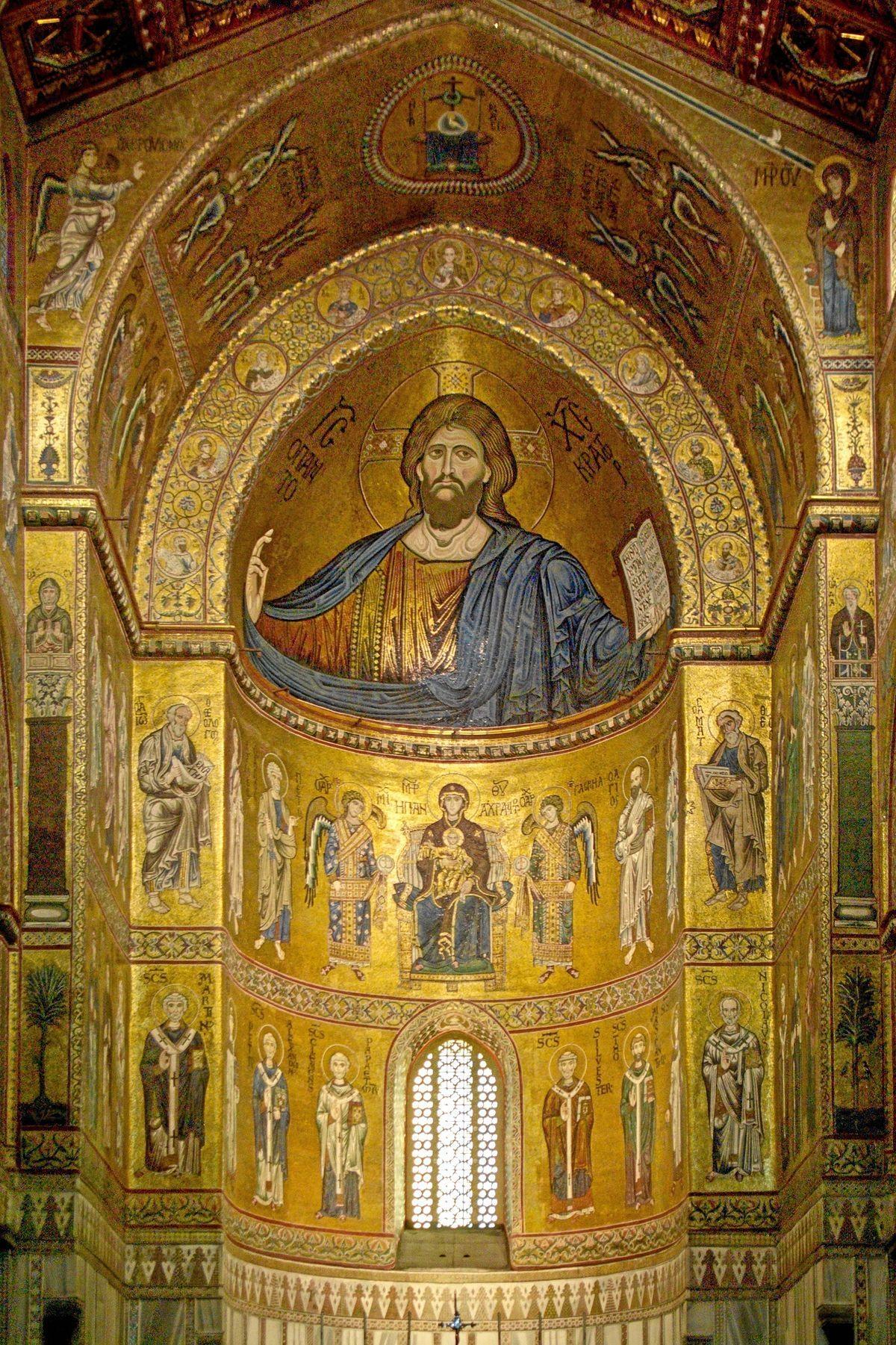 Medieval Art – Wikipedia Regarding Christian Framed Wall Art (View 16 of 20)
