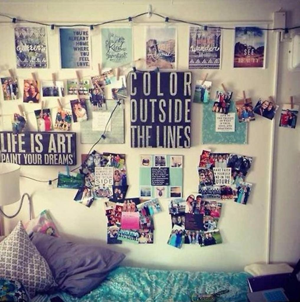 Mesmerizing Diy College Dorm Wall Decor Find This Pin And Dorm With Wall Art For College Dorms (View 11 of 20)