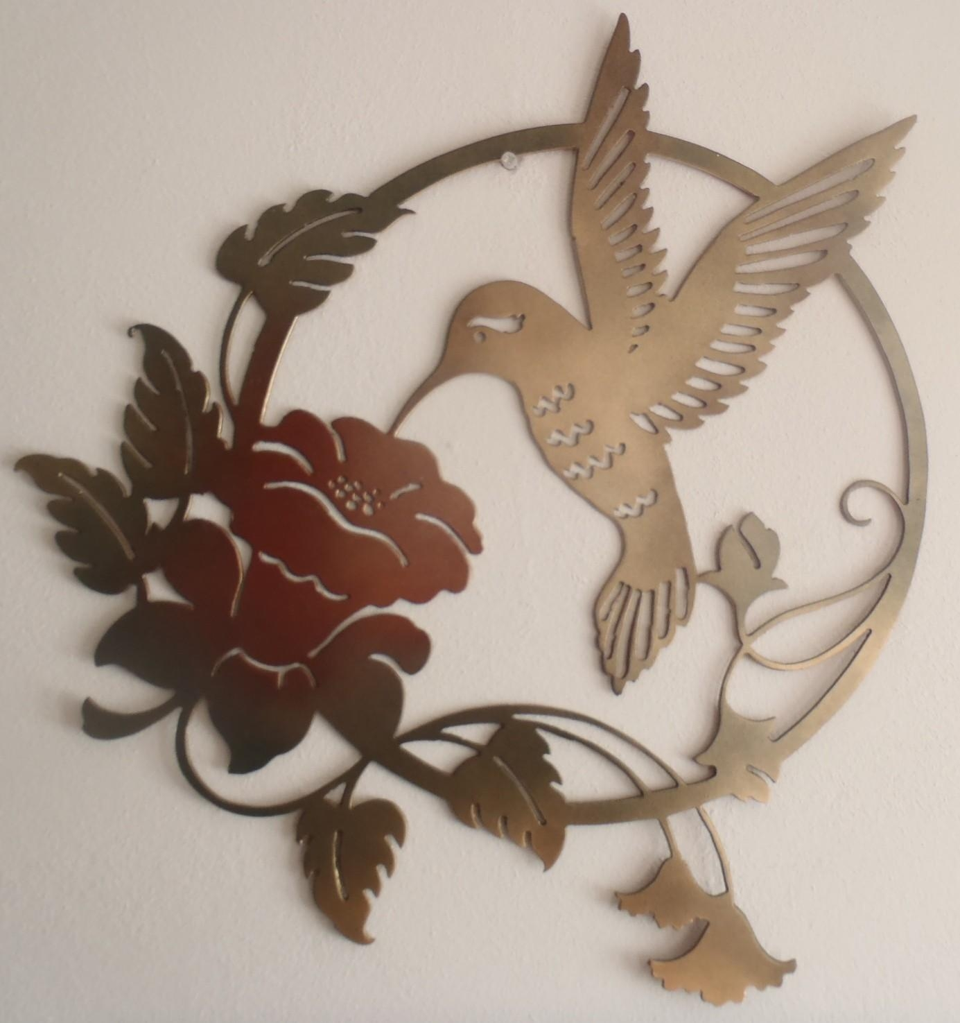 Metal Art Decor For Home (Image 13 of 20)