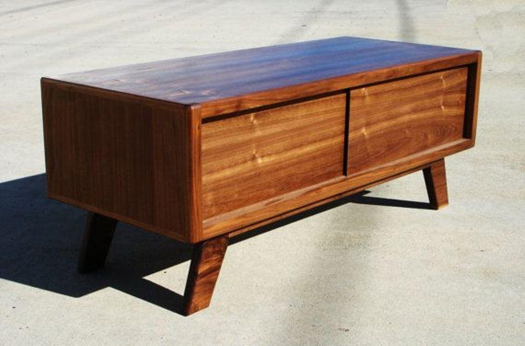 Mid Century Modern Tv Console With Fireplace : Mid Century Modern Pertaining To Recent All Modern Tv Stands (View 18 of 20)
