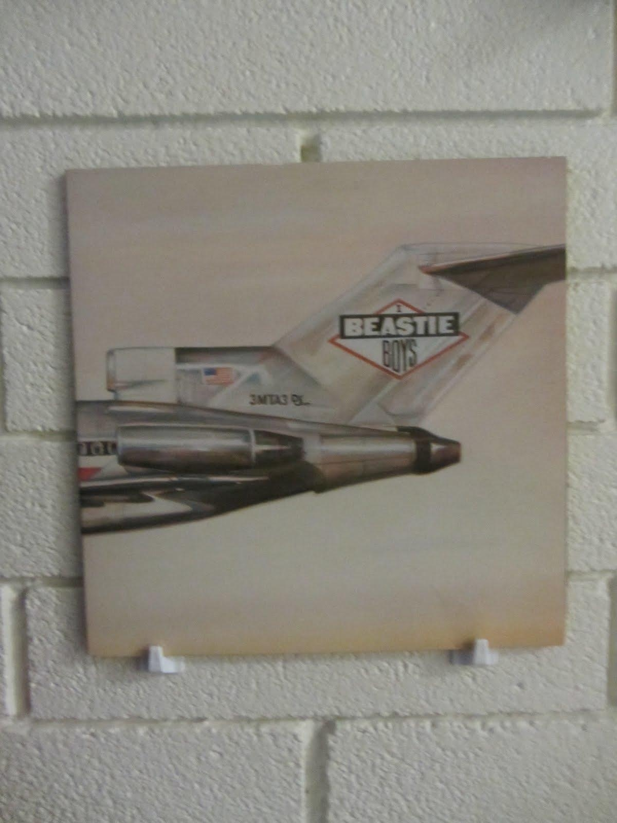 Mike Is Bored: How To Hang A Picture On A Brick Or Concrete Wall For Hanging Wall Art For Brick Wall (Image 18 of 20)