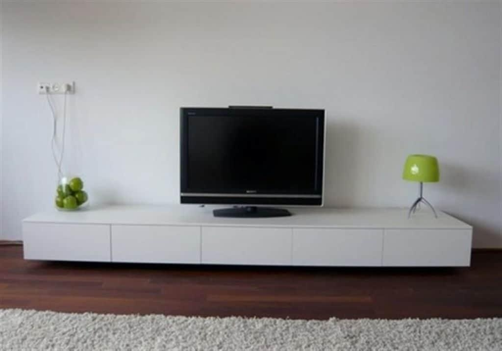 Featured Photo of Floating Glass Tv Stands