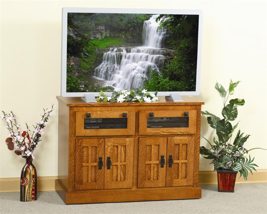 Mission Hdtv Square Tv Stand Inside Most Popular Square Tv Stands (View 10 of 20)