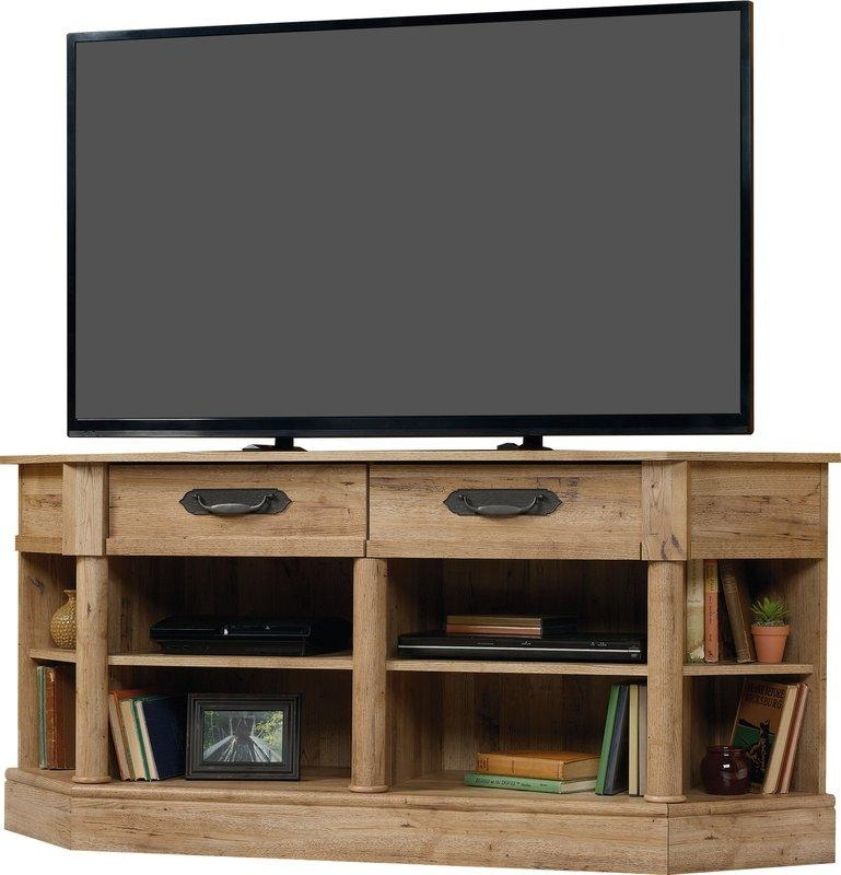 "Mistana Collier Corner 61"" Tv Stand & Reviews 
