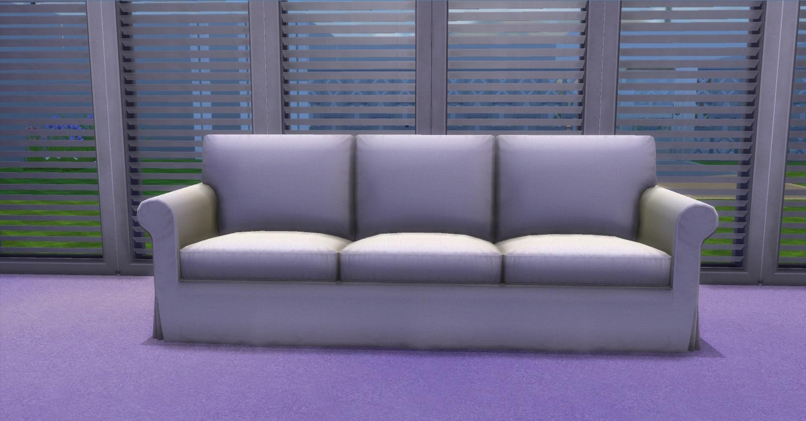 Mod The Sims – Ektorp Chair And Sofas Intended For Mod Sofas (Image 7 of 20)