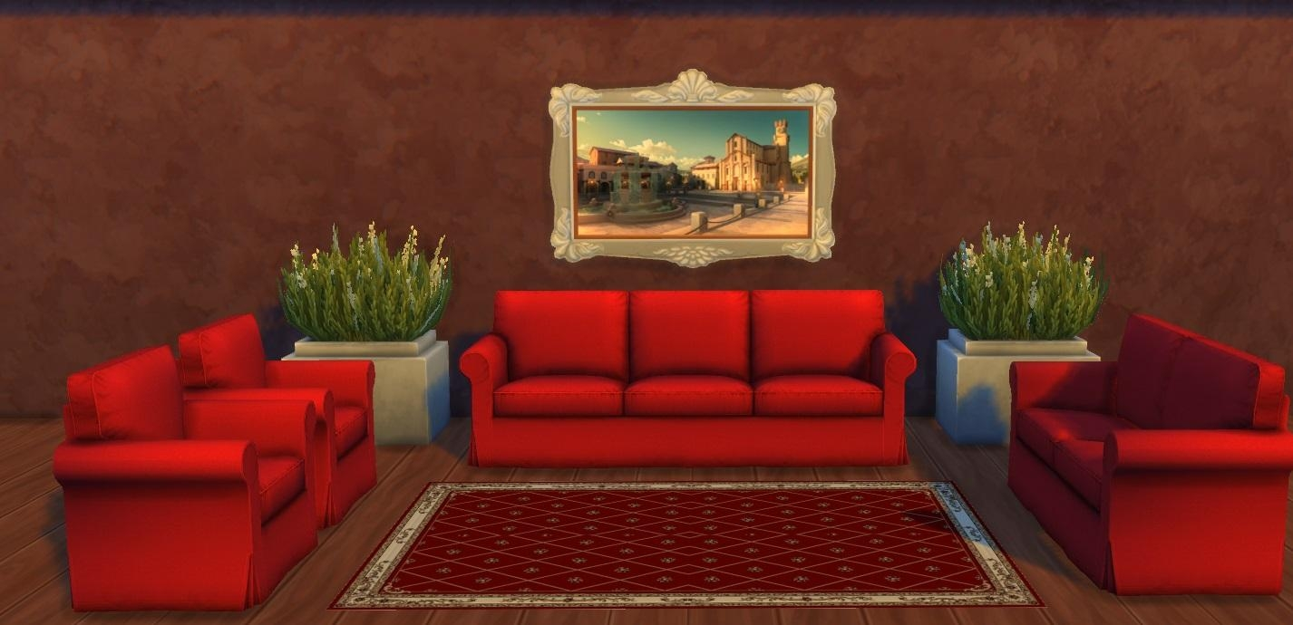 Mod The Sims – Ektorp Chair And Sofas Pertaining To Mod Sofas (Image 8 of 20)
