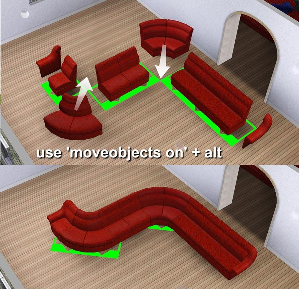 Mod The Sims – Modular Sofa Intended For Mod Sofas (View 12 of 20)