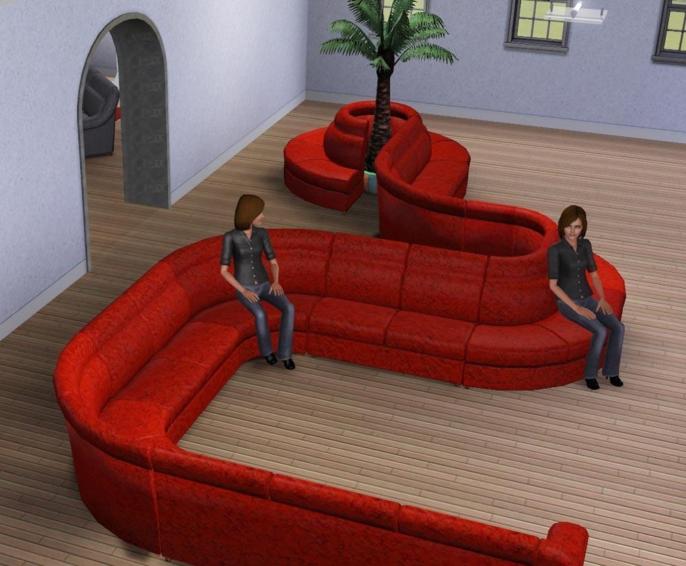Mod The Sims – Modular Sofa With Mod Sofas (View 8 of 20)