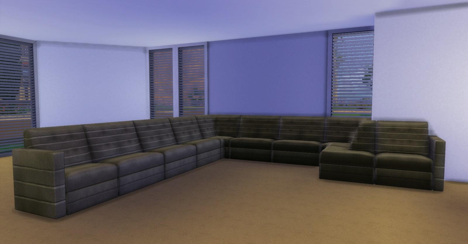 Mod The Sims – Sectional Living With Regard To Mod Sofas (View 17 of 20)