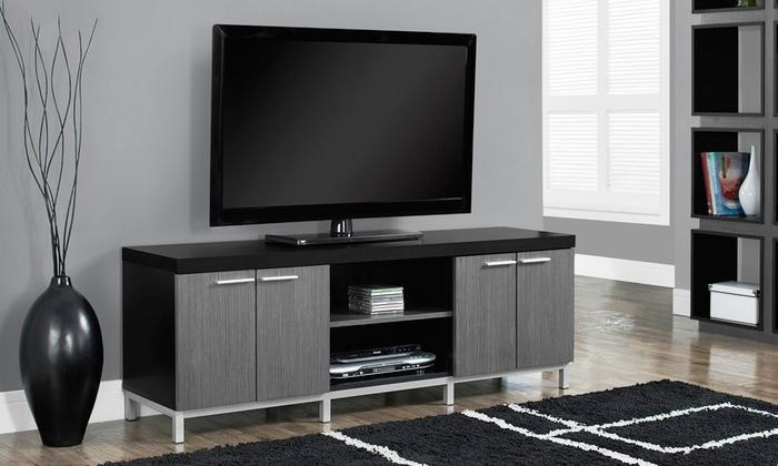 Modern Design Contemporary Tv Console — Contemporary Inside Current Contemporary Tv Cabinets For Flat Screens (Image 16 of 20)