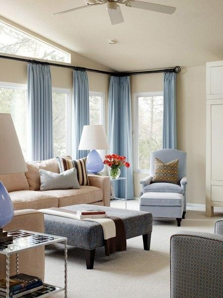 Modern Design Curtains For Living Room Of Worthy Ideas Adding Regarding Most Up To Date Tv Cabinets Contemporary Design (View 11 of 20)