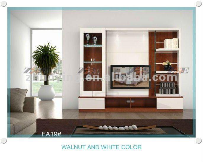 Modern Design Tv Cabinet Home Furniture Fa19B – Buy Modern Design Within Most Popular Modern Design Tv Cabinets (Image 11 of 20)