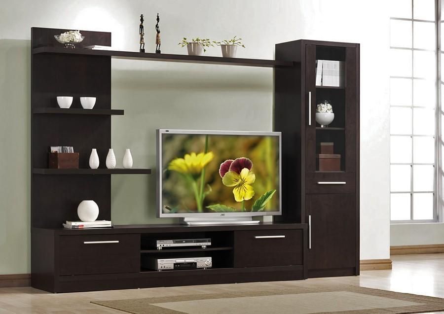Modern Entertainment Center Regarding Most Recent Modern Tv Entertainment Centers (Image 12 of 20)