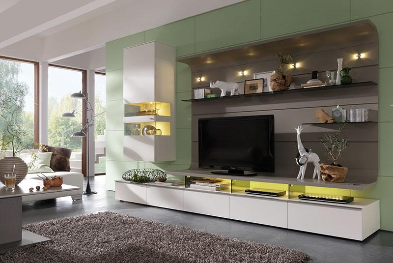 Modern Felino Wall Storage System/tv Unit, Display Cabinet/choice In Current Tv Display Cabinets (Image 13 of 20)