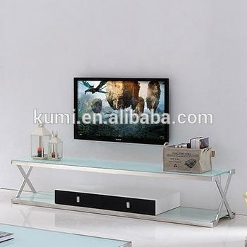 Modern Glass Design Tv Stand Furniture – Buy Tv Stand Furniture For Current Modern Glass Tv Stands (Image 9 of 20)