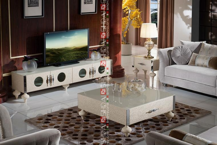 Modern Italy Tv Stands / Upright Tv Stand / Tall Tv Stands Lv E808 For Most Current Upright Tv Stands (Image 4 of 20)