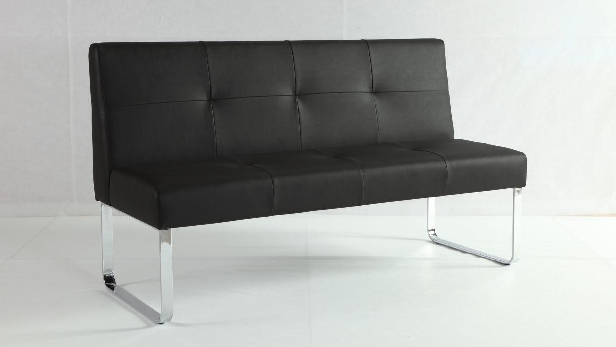 Modern Leather Bench, Show Only Leather Banquette Bench Banquette Within Leather Bench Sofas (View 17 of 22)